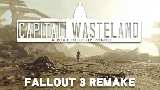 Modders showed footage of a remake of Fallout 3 Fallout 3