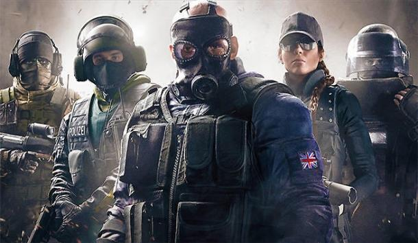 The authors of Rainbow Six Siege declare war on racism and homophobia Tom Clancy's Rainbow Six Siege
