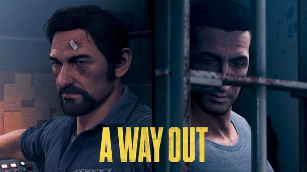 A new trailer and gameplay A Way Out A Way Out