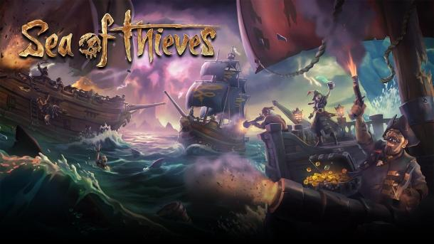 Live-action trailer hry Sea of Thieves Sea of Thieves