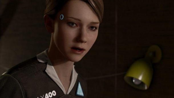 About the soundtrack in the new journal Detroit: Become Human Detroit: Become Human