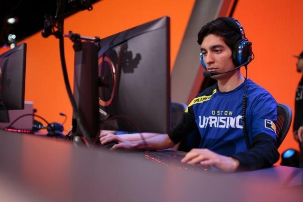 Team player Boston Uprising on Overwatch was fired for harassment Overwatch
