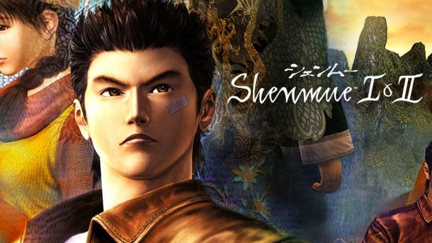 The announce trailer re-releases of Shenmue 1 and Shenmue 2 Shenmue 2