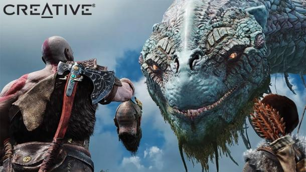 God of war gaming! Game industry