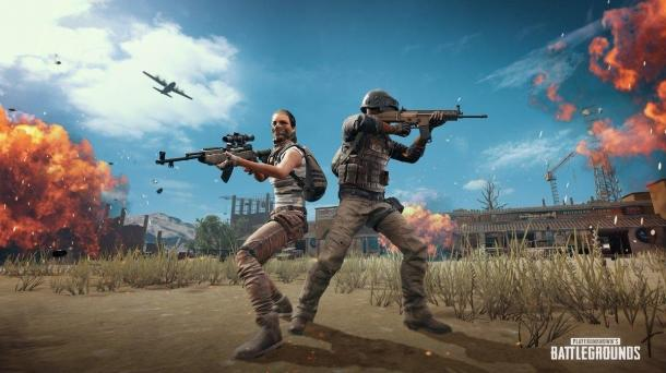V PUBG tam bol ruský server Playerunknown's Battlegrounds