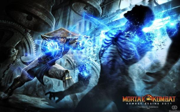 Brutal collection of Wallpapers Mortal Kombat 2011