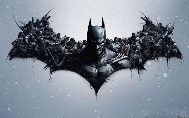 Wallpaper straight from Gotham Batman: Arkham Origins