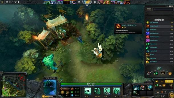 Players Dota 2 now more than fans of the World of Warcraft Dota 2