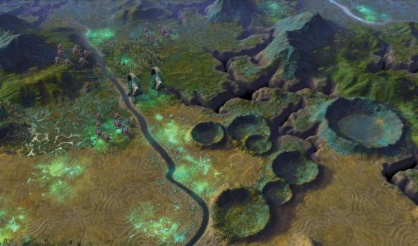 ���� ���������������� �������� � Sid Meier's Civilization: Beyond Earth Sid Meier's Civilization: Beyond Earth