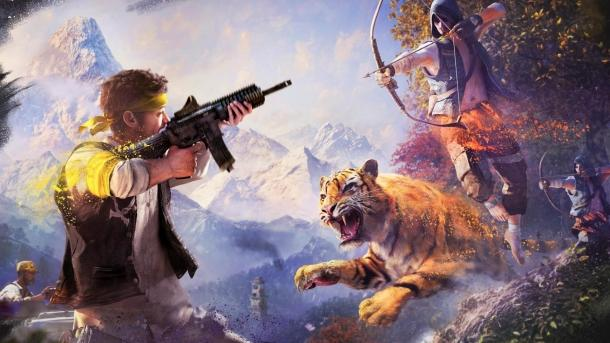 Wallpaper Far Cry 4 Far Cry 4