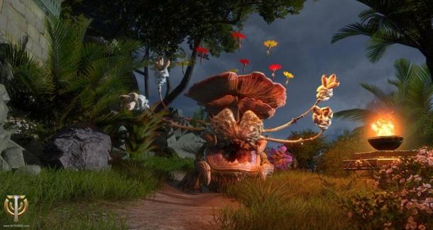 New play area Skyforge is called Alakur SkyForge