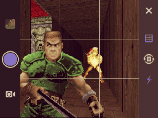 Instagram comes in Doom Game industry