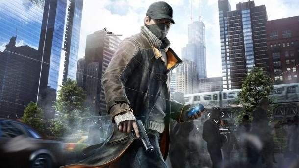The mention of Watch Dogs 2 appeared in the employee's profile Ubisoft Game industry