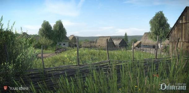 Nové screenshoty Kingdom Come: Deliverance Kingdom Come: Deliverance