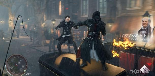 12 may announce Assassin's Creed Syndicate Assassin's Creed Syndicate