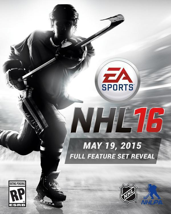 May 19, EA Sports announces NHL 16 NHL 16