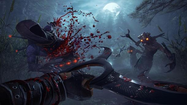 The announcement of Shadow Warrior 2 first trailer + screenshots Shadow Warrior 2
