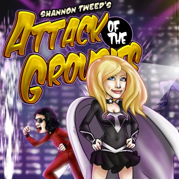 Shannon Tweed's Attack Of The Groupies