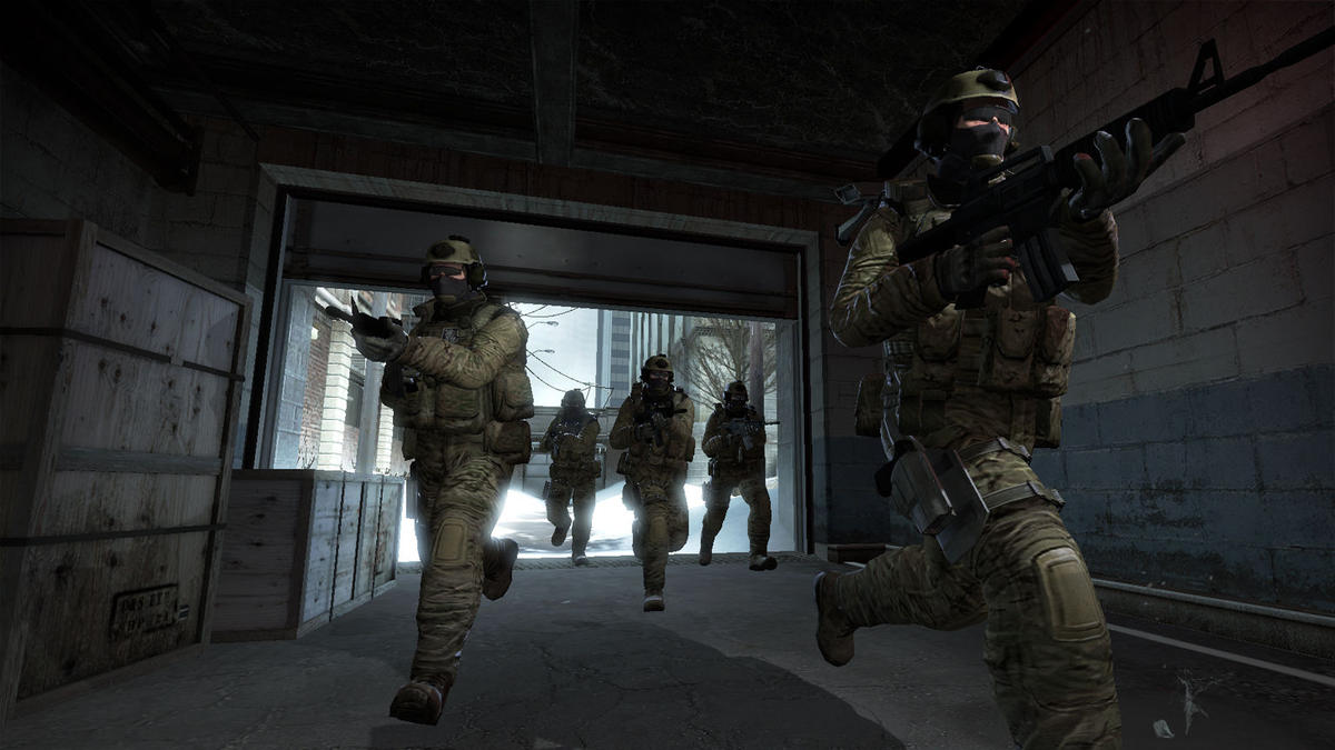 Counter-Strike: Global Offensive объединит игроков Source и 1.6
