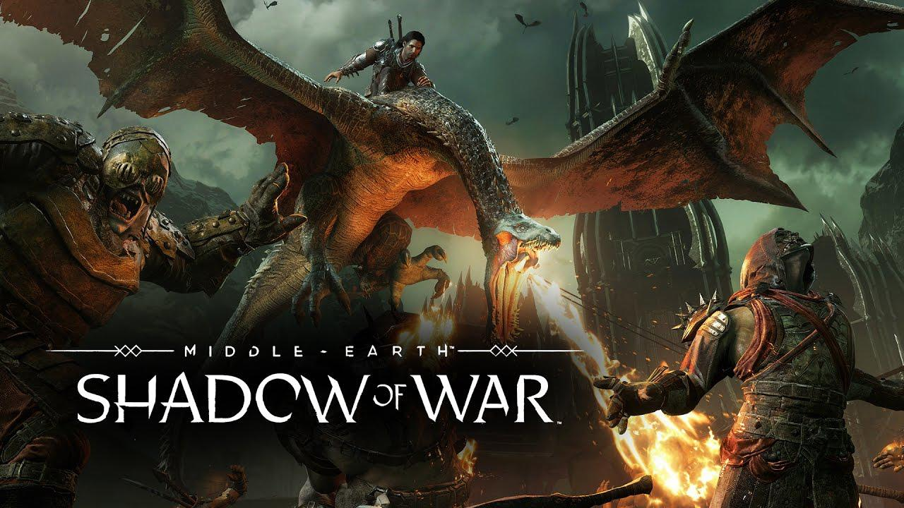 Новые 16 минут Middle-earth: Shadow of War