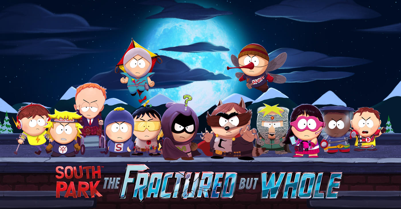 South Park The Fractured But Whole on Steam