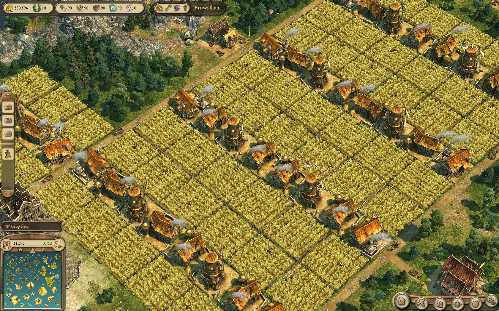 Anno 1404 Efficient Building Layouts.1404 I Keep Getting The Exclamation Marks Over Buildings Asking For