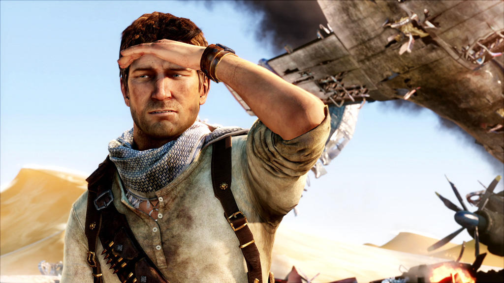 UNCHARTED on PlayStation 4 - Naughty Dog