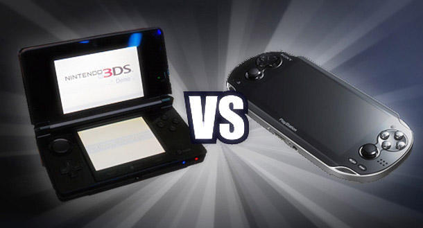 Nintendo 3DS vs Sony PlayStation Vita
